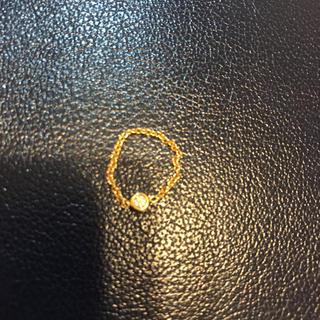 クリスチャンディオール(Christian Dior)のミミウィ   ディオール リング 廃盤(リング(指輪))