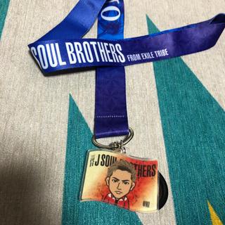 三代目 J Soul Brothers - 登坂広臣 ネックストラップ  第3弾
