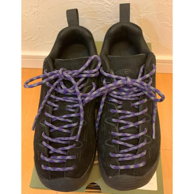 KEEN(キーン)の週末値下!KEEN ジャスパー☆試着のみ美品です♪24.0☆ レディースの靴/シューズ(スニーカー)の商品写真