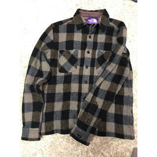 ザノースフェイス(THE NORTH FACE)のThe North Faceのチェックシャツ ネルシャツ 長袖シャツ チェック柄(シャツ)