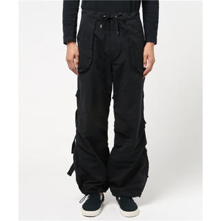 JOHN LAWRENCE SULLIVAN - avalone  6belt pants サイズ 2