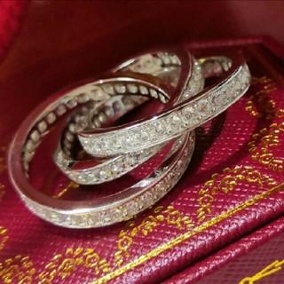 カルティエ(Cartier)の正規品Cartier (リング)指輪  Au750  (リング(指輪))