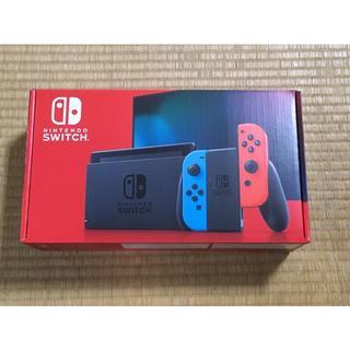 Nintendo Switch - 【新品未使用】Nintendo Switch ニンテンドースイッチ 本体 新型