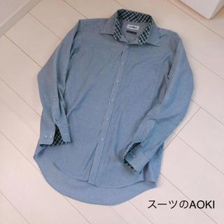 アオキ(AOKI)のスーツのAOKI  ボタンダウンカラーシャツ LES MUES(シャツ)