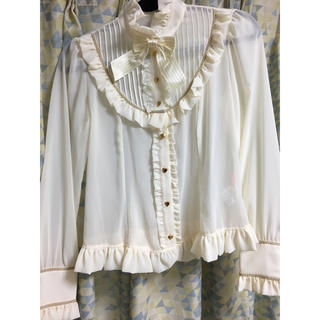 Angelic Pretty - Angelic Pretty♡生成りブラウス