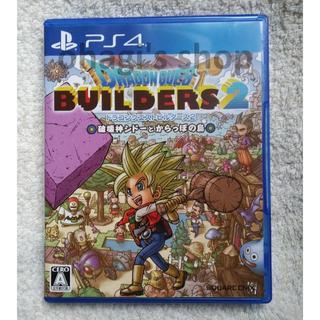 PlayStation4 - PS4 ドラゴンクエストビルダーズ2 破壊神シドーとからっぽの島