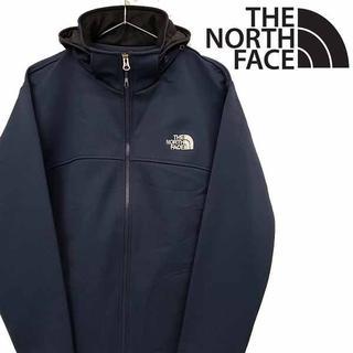 THE NORTH FACE - ノースフェイス マウンテンパーカー ネイビー L