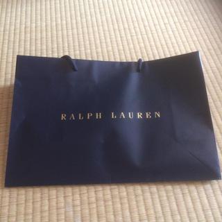 ラルフローレン(Ralph Lauren)のラルフローレン紙袋(その他)