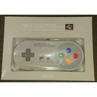 Wii スーパーファミコン クラシックコントローラ RVL-005(-01)