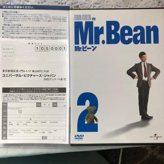 ユニバーサルエンターテインメント(UNIVERSAL ENTERTAINMENT)のMr.ビーン Vol.2 DVD(TVドラマ)