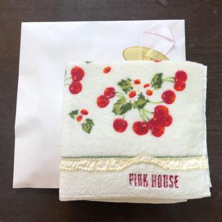 ピンクハウス(PINK HOUSE)のピンクハウス ハンドタオル(ハンカチ)