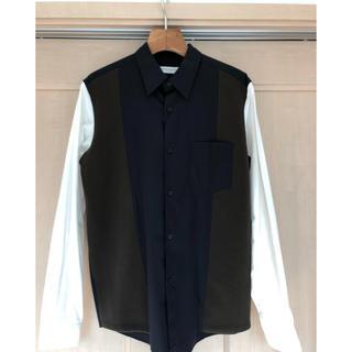 TOMORROWLAND - トゥモローランド 2019ss コットンタイプライター デザインシャツ
