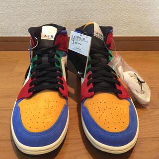 ナイキ(NIKE)のNike air Jordan mid se gels na 30cm(スニーカー)