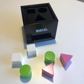 ブリオ(BRIO)のBRIO 型はめブロック 値下げしました(積み木/ブロック)