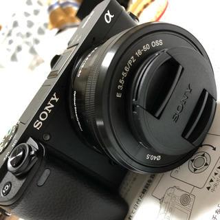 SONY - SONY α6400 ジャンク品 レンズ(ジャンク)付き