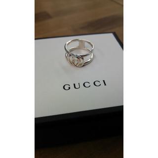 Gucci - GUCCI グッチ インターロッキング リング