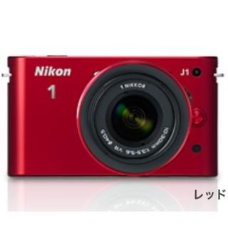 Nikon - Nikon 1 J1 デジタルミラーレス一眼レフカメラ