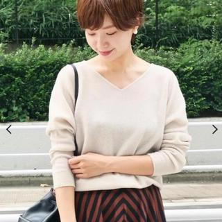 IENA - 美品イエナベージュニット