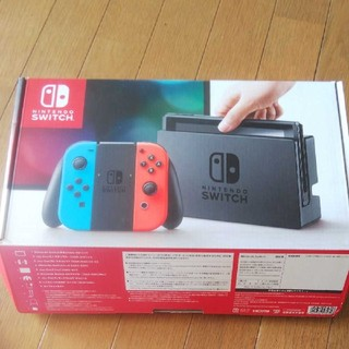 Nintendo Switch - Nintendo Switch Joy-Con (L) ネオンブルー/ (R)