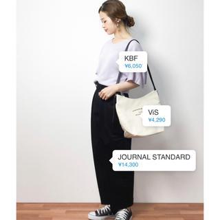 JOURNAL STANDARD - 美品 ジャーナルスタンダード パンツ 黒 ブラック