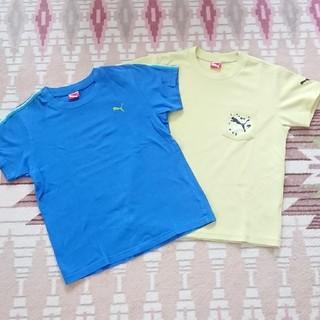 PUMA Tシャツ 130 セット まとめ売り