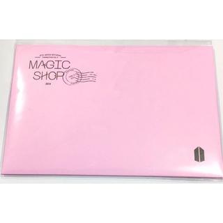 防弾少年団(BTS) - BTS 'Magic Shop' 日本ペンミ レンチキュラーポストカードセット