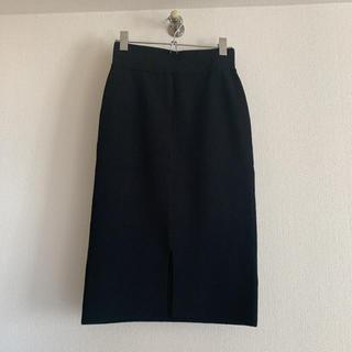 Mila Owen - ニットタイトスカート
