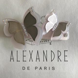 アレクサンドルドゥパリ(Alexandre de Paris)のバレッタ【お値下げしました】(バレッタ/ヘアクリップ)