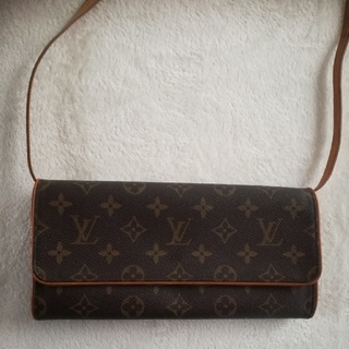 LOUIS VUITTON - ルイヴィトン ポシェットツイン 正規品