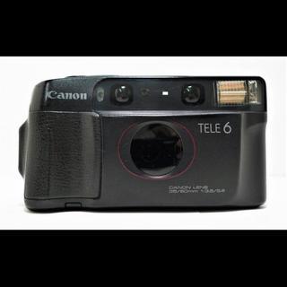 Canon - cano aute boy tele 6 フィルムカメラ ジャンク