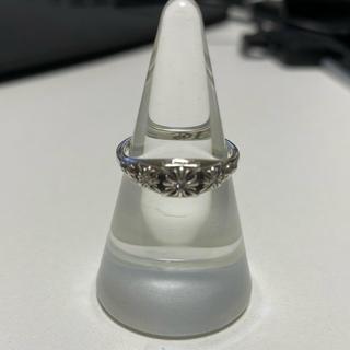 Chrome Hearts - クロムハーツ リング3ダイヤ 正規品