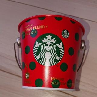 Starbucks Coffee - スターバックス 2019 クリスマス VIA 缶 バケツ スタバ