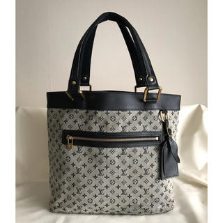LOUIS VUITTON - 正規品 ルイヴィトン バッグ ルシーユGM
