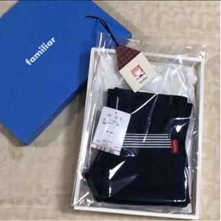 familiar - 現行品‼️新品タグ付き familiar   ハーフパンツ size 100cm