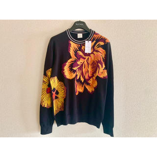 Paul Smith - 18SS KOI-HAWAIIAN KNIT