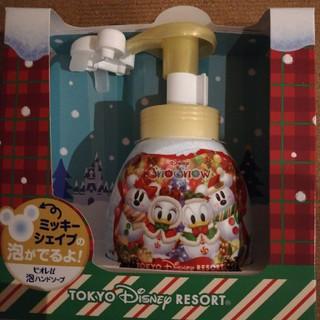 Disney - ミッキーシェイプハンドソープ snosnow 新品未開封箱入り 送料無料