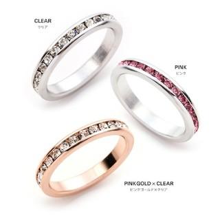 リング 指輪【6色、7サイズ】(リング(指輪))