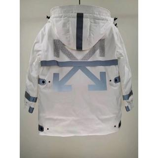 OFF-WHITE - OFFx MONCLER ダウンジャケット
