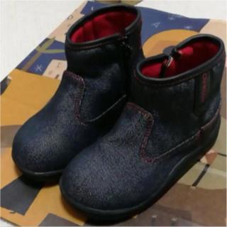 オシュコシュ(OshKosh)の【未使用】ハイカット ブーツ 17cm(ブーツ)