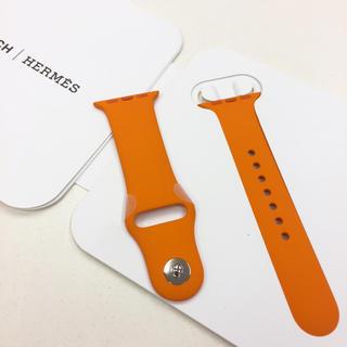 Apple Watch - アップルウォッチ  エルメス スポーツバンド Apple Watch 38mm用