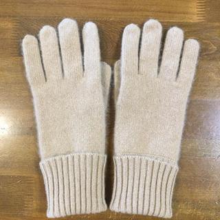 ユニクロ(UNIQLO)のユニクロ カシミヤ 手袋(手袋)
