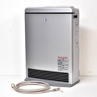 リンナイ(Rinnai)のリンナイ 都市ガス 空気清浄 イオン運転 3Mホース付き RC-J5801ACP(ファンヒーター)
