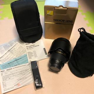 Nikon - ニコン Nikon  AF-S NIKKOR 24-70mm F2.8G ED