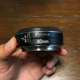 Canon - Canon EF40mm F2.8 STM