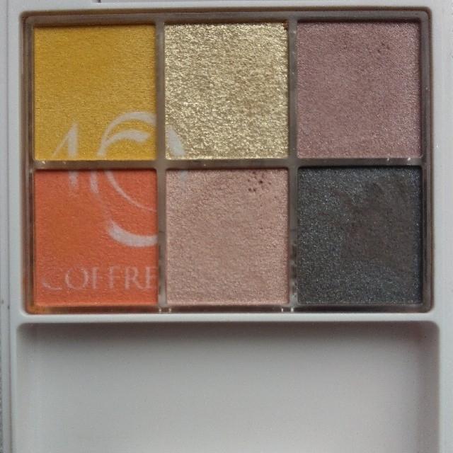 COFFRET D'OR(コフレドール)の6セレクションアイズ01サニーブラウン コスメ/美容のベースメイク/化粧品(アイシャドウ)の商品写真