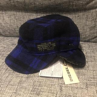 DIESEL - 新品タグ付きディーゼル男の子キャップ帽子