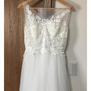 ドレス 花嫁ドレス 結婚式 二次会
