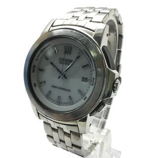 シチズン(CITIZEN)のCITIZEN RADIO CONTROLLED 腕時計(腕時計(アナログ))