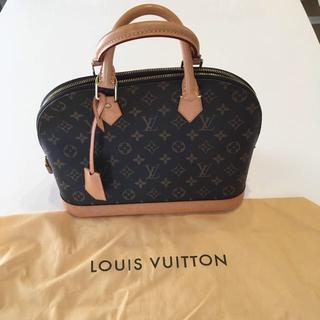 LOUIS VUITTON - 正規品✴︎美品 ルイヴィトン モノグラム アルマ