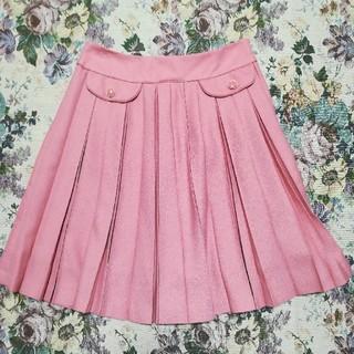 リュリュ(RyuRyu)のRyuRyuひざ丈スカート(ひざ丈スカート)